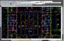 Plan archi DWG édité dans WiseCAD
